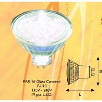 Λαμπτήρες LED 1,5 Watt GU10 220Volt