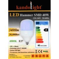 Λαμπτήρες LED Ε40