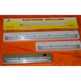 Φωτιστικό φθορισμού λεπτό με κάλυμμα Τ5 13W ασημί ceccdec1075